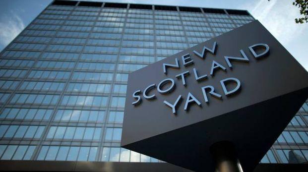 La storica sede di Scotland Yard (Ap)