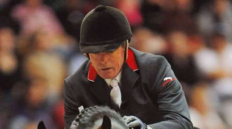 Monaco, John Whitaker su Peppermill 2