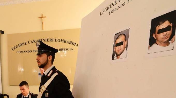 Indagini-lampo dei carabinieri