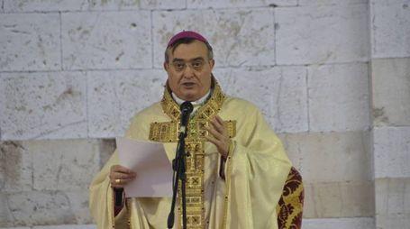 Il vescovo Agostinelli