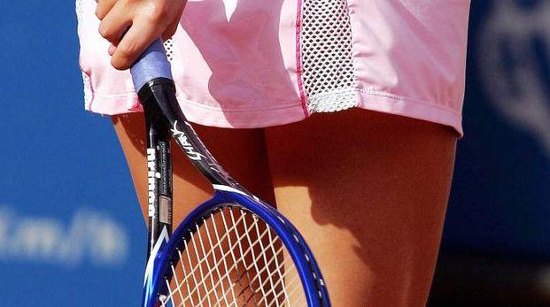 Racchetta da tennis (Ansa)