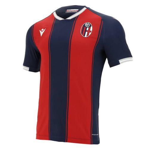 Nuova maglia Bologna 2020 2021, svelate le divise 'home' e 'away ...