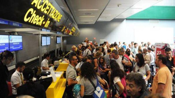 L'aeroporto di Orio al Serio (Depascale)