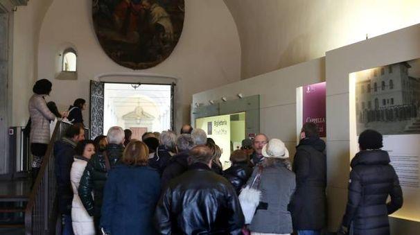 La Cappella Brancacci (New Press Photo)
