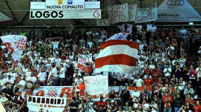 I tifosi di Pistoia