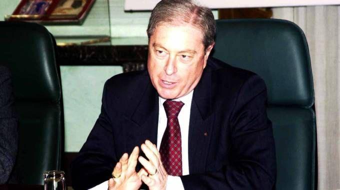 L'ex direttore generale della Cassa di Risparmio di Ferrara Gennaro Murolo