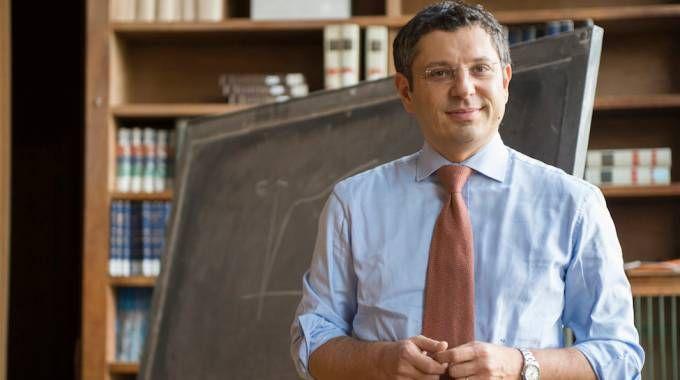Francesco Ubertini, 45 anni, si è dimesso dal Senato accademico
