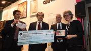 Il premio speciale della Banca Popolare Emilia Romagna  a Nebojsa Despotovic