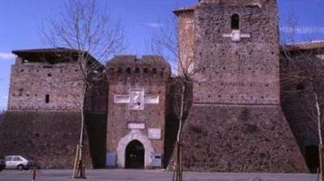 Castel Sismondo, simbolo riminese  della potenza della famiglia  Malatesta