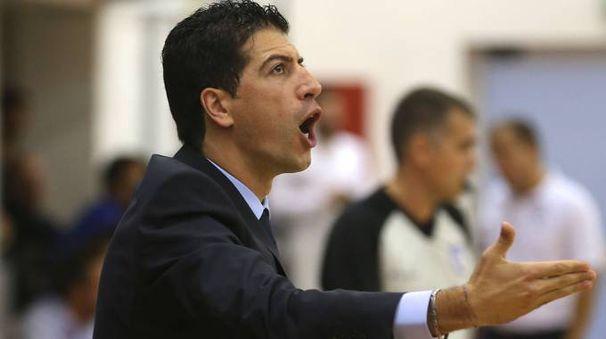 Ravenna: coach Antimo Martino (Foto Zani)