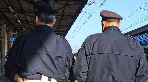 Due agenti della Polfer