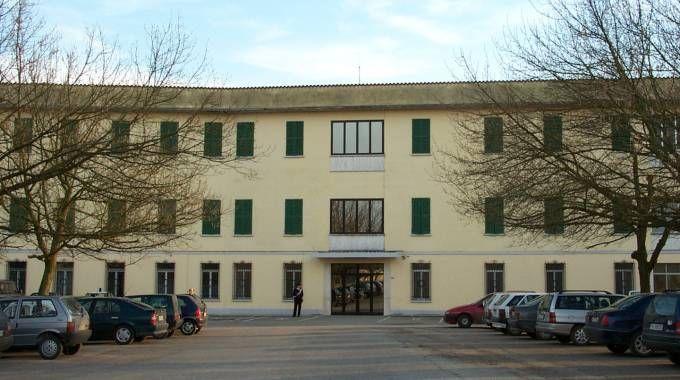Gli Istituti Polesani di Ficarolo (foto Donzelli)