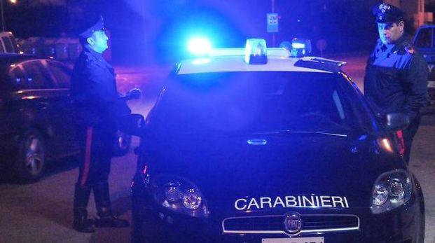 I carabinieri (Foto Zeppilli)