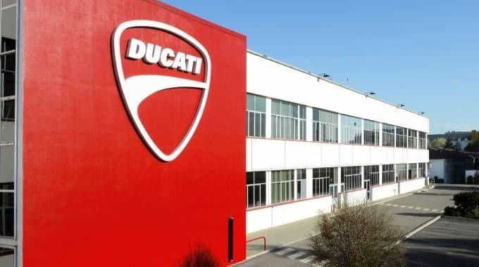 La sede della Ducati (foto Dire)