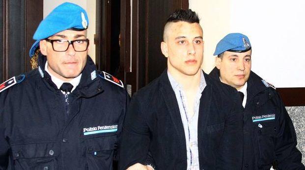 Emanuele Casula, accusato di aver ucciso la fidanzata Veronica Balsamo (National Press)