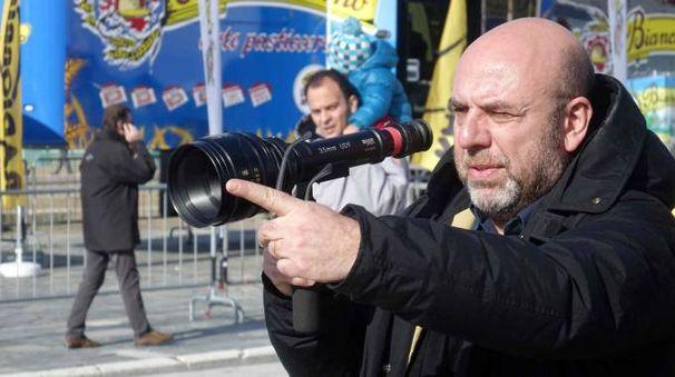 Paolo Virzi in Passeggiata (foto Umicini)