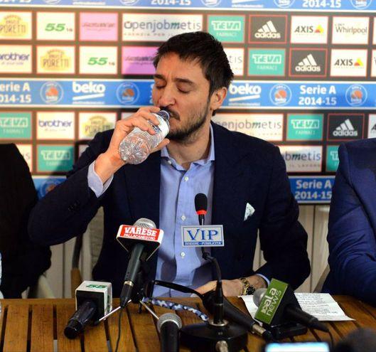 Le dimissioni di Gianmarco Pozzetto