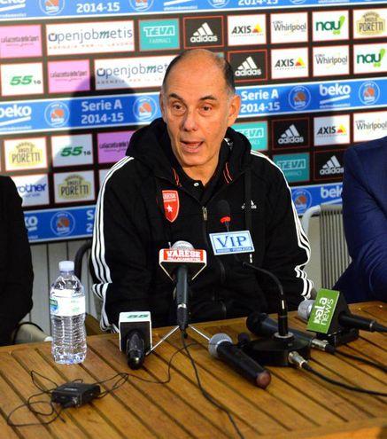 Attilio Caja è il nuovo coach