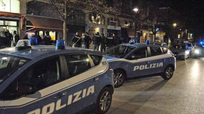 La polizia è intervenuta l'altro pomeriggio alle 18 (Foto Businesspress)