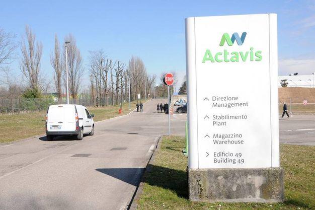 Nerviano, la multinazionale Actavis (Studiosally)