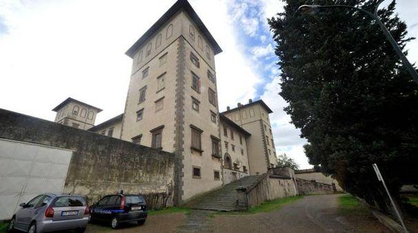 La sede dell'Opg di Montelupo Fiorentino