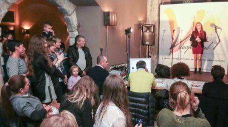 TRESIVIO, JOM BAR, AUDIZIONI LIVE FESTIVAL - foto(National Press/Carlo Orlandi)