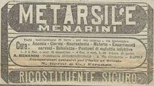 Metarsile