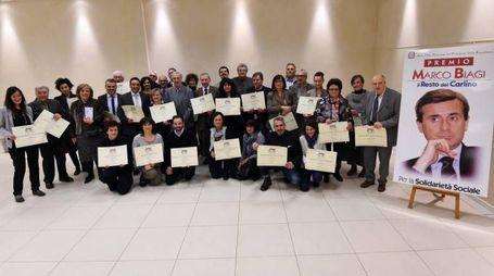 Premio Biagi 2015, i vincitori