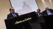 L'economista Mario Baldassarri
