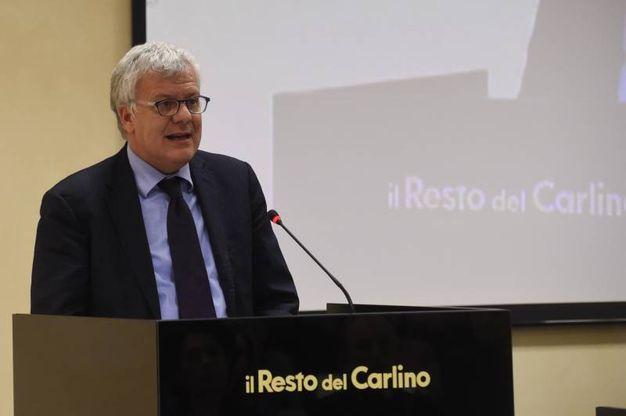 L'intervento del ministro Gian Luca Galletti