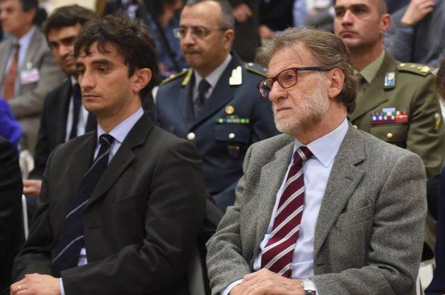 Galeazzo Bignami ed Ivano Dionigi