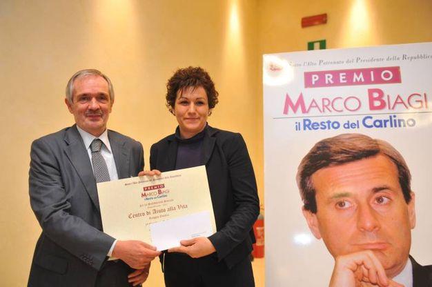 Reggio Emilia, Mariachiara Pignedoli del Centro di Aiuto alla Vita