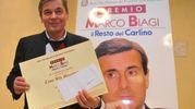 Alberto Cavicchioli, Croce Blu Mirandola