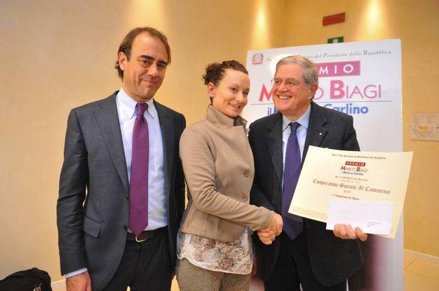 Michela Crociani, cooperativa sociale Il Cammino di Forlì