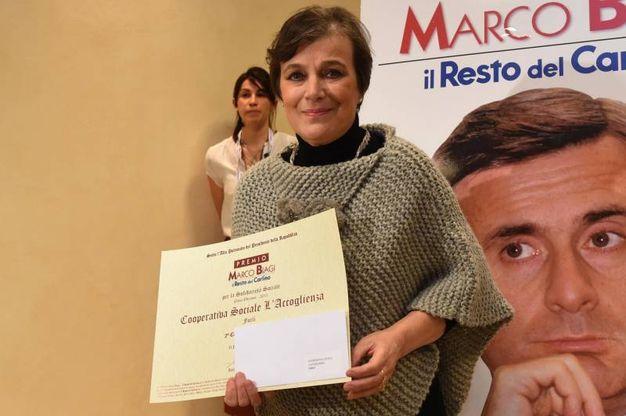 Stefania Fossi, L'Accoglienza di Forlì