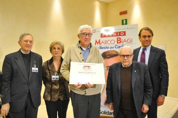 Giuliano Ansaloni, Mosaico di Solidarietà di Granarolo