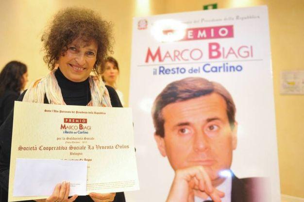 Rossella Gamberini, La Venenta Onlus di Bologna