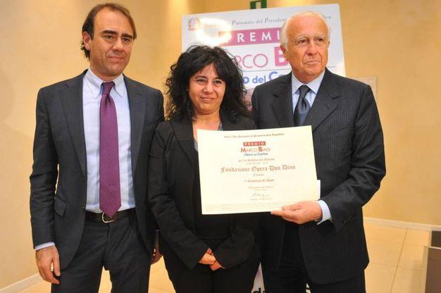 Luigia Parentelli della Fondazione Opera Don Dino di Cesena