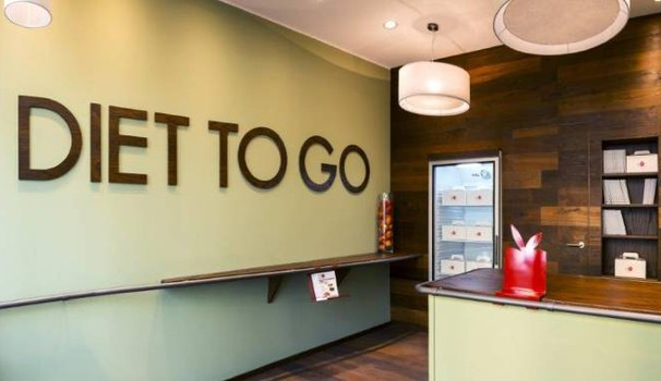 'Diet to go' a Milano