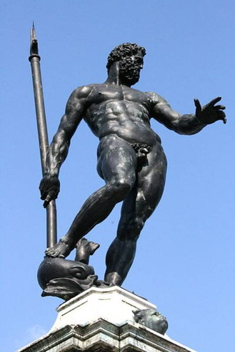 La statua a Laeken, voluta da Leopoldo II
