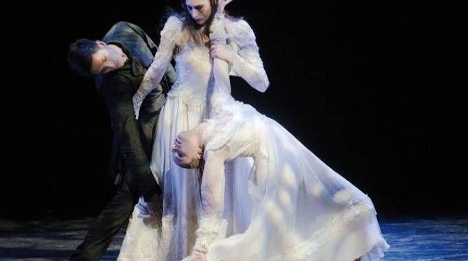"""Giselle"" al teatro Verdi"