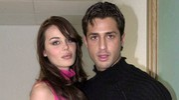 Nina Moric con Fabrizio Corona (Fotoest)