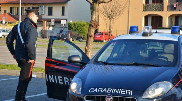 Carabinieri in servizio (foto Torres)