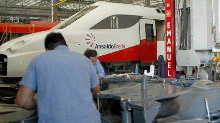 Carrozze,treno,operaio,occupazione,lavoro,salario,stipendio,sciopero,breda,catena di montaggio,commesse,ferrovie,costruzione,specializzato,pensione,stabilimento,