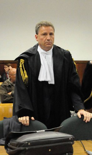 Enzo Frediani, avvocato difensore di Andrea Mazzi