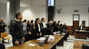La prima udienza del processo ad Andrea Mazzi