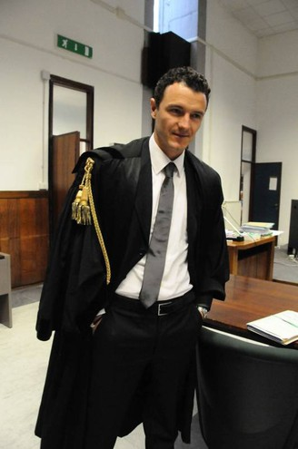 L'avvocato Andreazzoli
