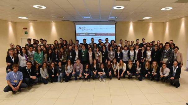 .Net Campus al Carlino (foto Schicchi)
