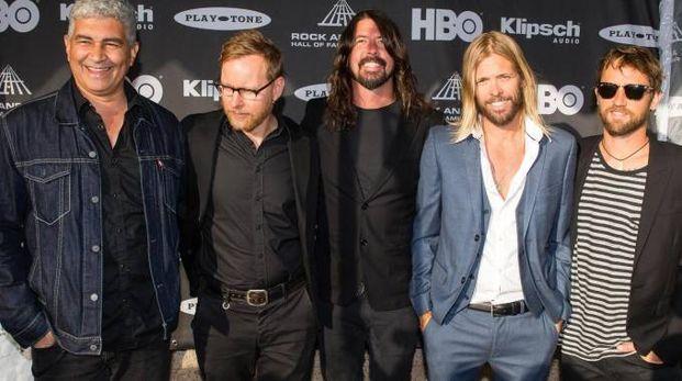 I Foo Fighters, saranno a Firenze il 14 giugno