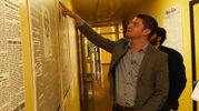L'arrivo di Matt Cooke, membro di Google News Lab (foto Schicchi)